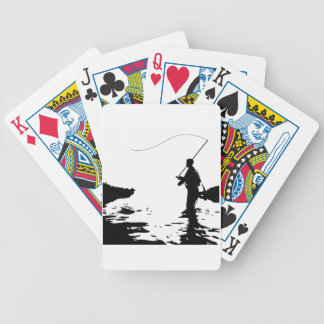 Fly Fisherman Deck Of Cards
