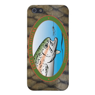 Fly Fishers Club iPhone SE/5/5s Case