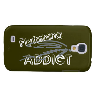 Fly Fishing Addict Galaxy S4 Cover