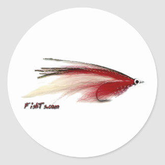 Fly Fishing at its Best Sticker