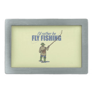 Fly Fishing Belt Buckle