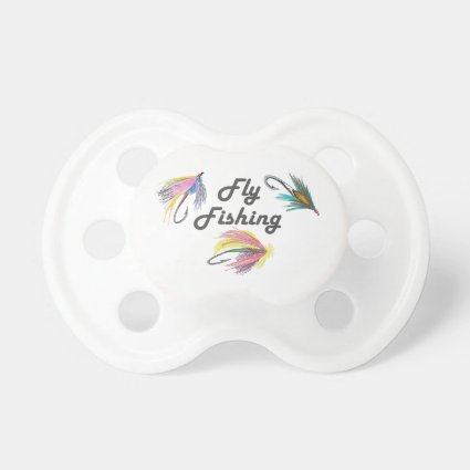 FLY FISHING BooginHead PACIFIER