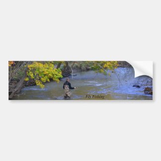 Fly Fishing Bumper Stickers
