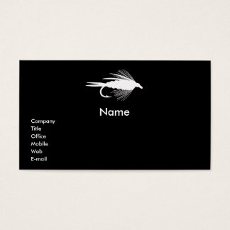 FLY FISHING - BUSINESS CARD