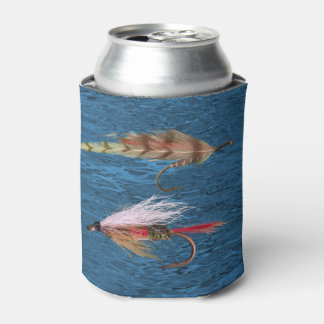 FLY FISHING CAN COOLER