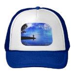 Fly Fishing Cap Trucker Hat