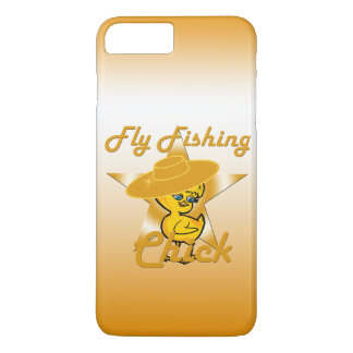 Fly Fishing Chick #10 iPhone 7 Plus Case