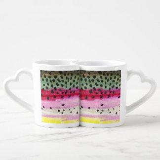 Fly Fishing Coffee Mug Set