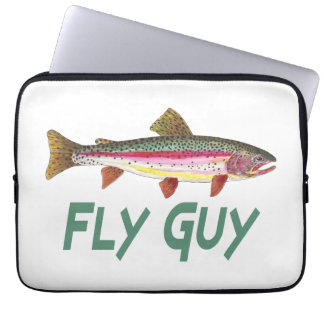 Fly Fishing Computer Sleeve