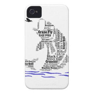 Fly Fishing Custom Gifts Novelties iPhone 4 Covers