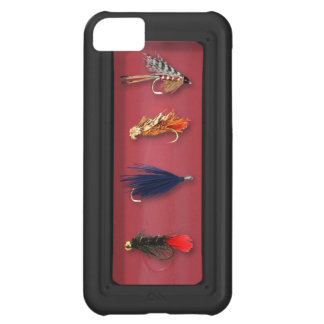 Fly Fishing flies iPhone 5C Cover