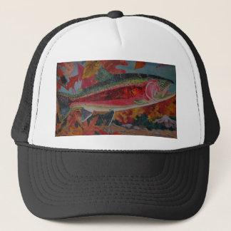 "Fly Fishing/Fly Tying Hat ""Fly Tyer Dreams"