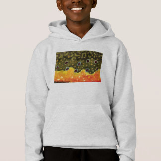 Fly Fishing for the Brook Trout Hoodie