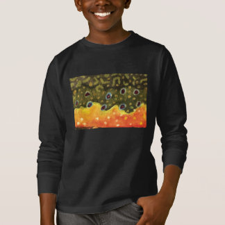 Fly Fishing for the Brook Trout T-Shirt