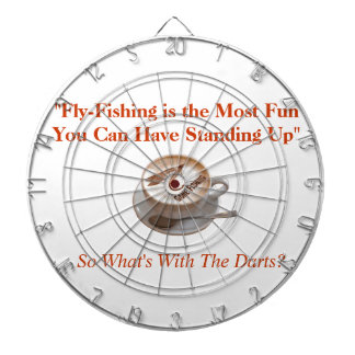 Fly Fishing Gifts Dart Boards