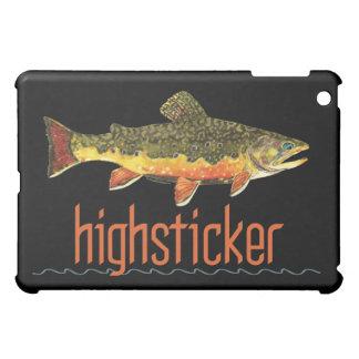 Fly Fishing Highsticker iPad Mini Covers