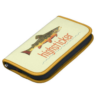 Fly Fishing Highsticker Planners
