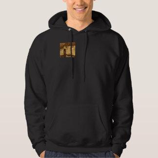 Fly fishing hoodie