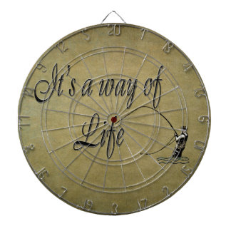Fly-fishing - It s a Way of Life Dartboards