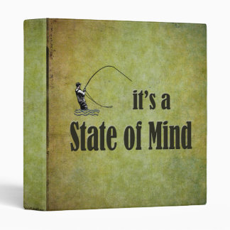 Fly Fishing | It's a State of Mind Binder