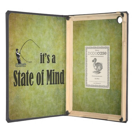 Fly Fishing | It's a State of Mind iPad Air Cases