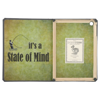 Fly Fishing | It's a State of Mind iPad Air Cover