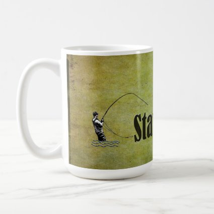 Fly Fishing | It's a State of Mind Coffee Mug