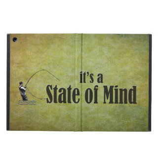 Fly Fishing | It's a State of Mind Cover For iPad Air
