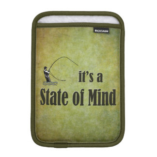 Fly Fishing | It's a State of Mind iPad Mini Sleeve