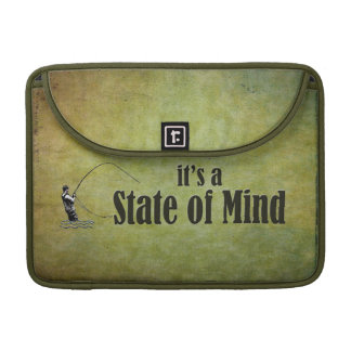 Fly Fishing | It's a State of Mind MacBook Pro Sleeve