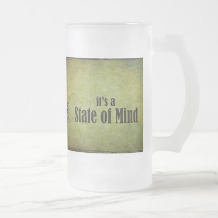 Fly Fishing | It's a State of Mind Mug