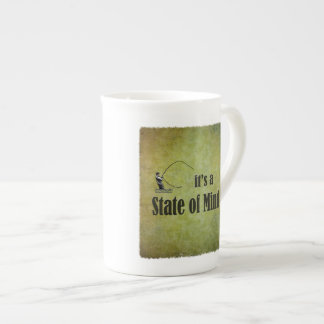 Fly Fishing | It's a State of Mind Tea Cup