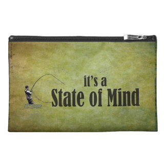 Fly Fishing | It's a State of Mind Travel Accessories Bag