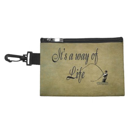 Fly-fishing - It's a Way of Life Accessories Bags