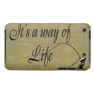 Fly-fishing - It's a Way of Life iPod Touch Cover