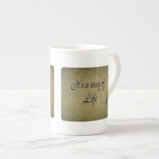 Fly-fishing - It's a Way of Life Tea Cup