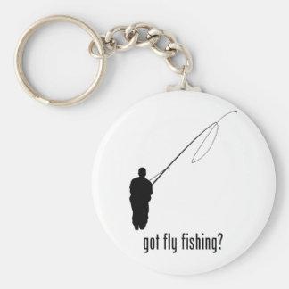 Fly Fishing Keychain