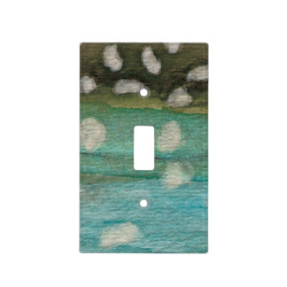 Fly Fishing Light Switch Cover