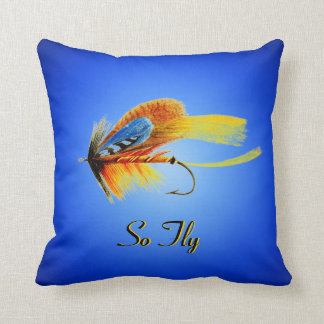 Fly Fishing Lure - So Fly Pillows