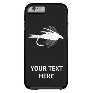 Fly Fishing lure to iPhone 6 Case