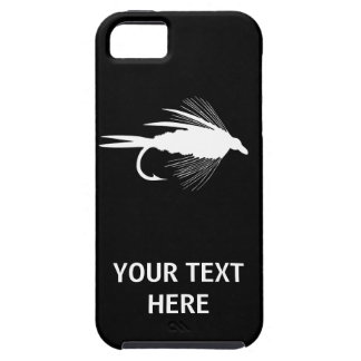 Fly Fishing lure to Personalize iPhone SE/5/5s Case