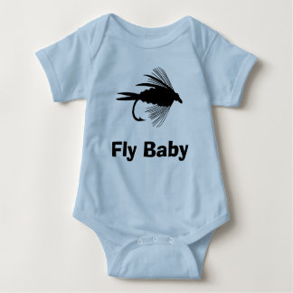 Fly Fishing lure to Personalize Tees