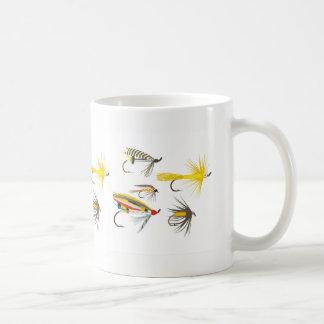Fly Fishing Lures Coffee Mug