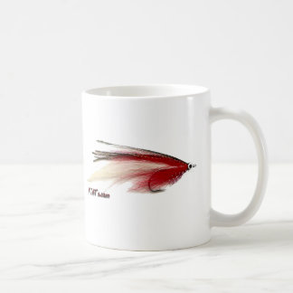Fly Fishing Lures from the Tackle/Gear Collection Coffee Mug