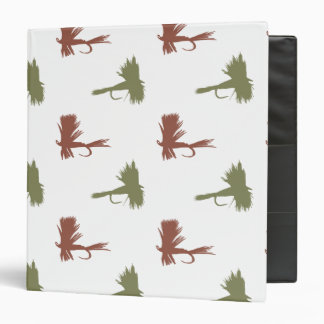 Fly Fishing Lures Pattern Binder