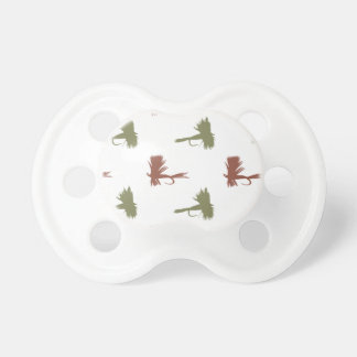 Fly Fishing Lures Pattern Pacifier