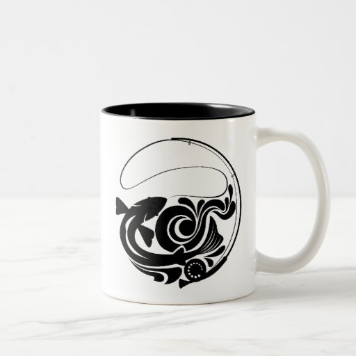 Fly Fishing Mon Mug