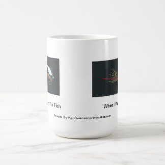 Fly Fishing Mug