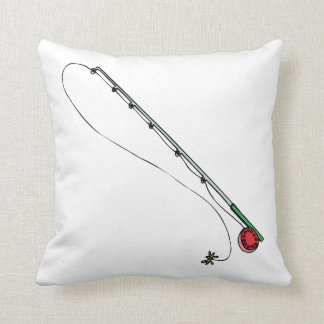 Fly Fishing Pole Pillow