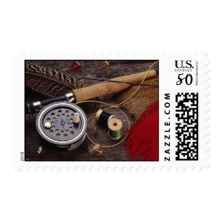 Fly Fishing Postage